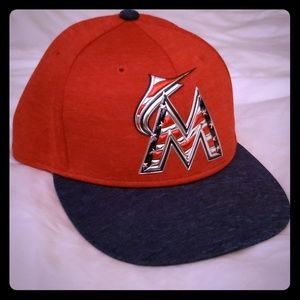 Marlin's fitted limited edition  Never worn *MINT*